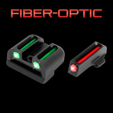TRUGLO XDM FIBER OPTIC SIGHTS
