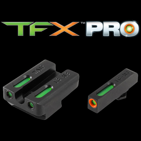 TRUGLO TFX™ PRO ORN WALTHER PPQ, P99